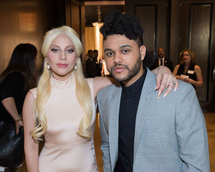 Lady Gaga e The Weeknd