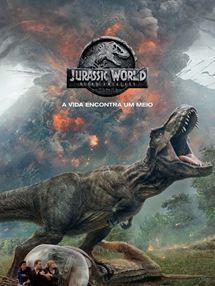 Jurassic World: Reino Ameaçado Trailer Legendado