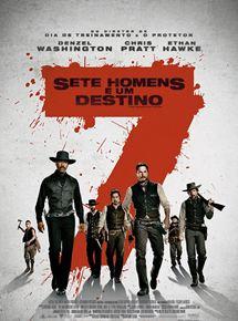 Assistir Sete Homens e Um Destino Online HD (2016) Dublado e Legendado