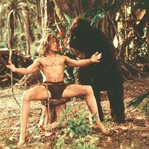 Poster do filme George: O Rei da Floresta