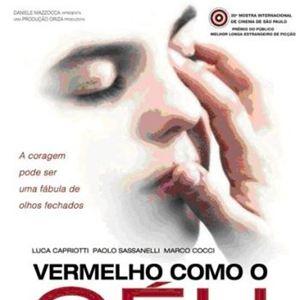 Poster do filme Vermelho Como o Céu