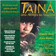 Poster do filme Tainá - Uma Aventura na Amazônia