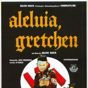 Poster do filme Aleluia, Gretchen