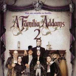 Poster do filme A Família Addams 2