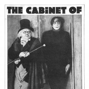 Poster do filme O Gabinete do Dr. Caligari