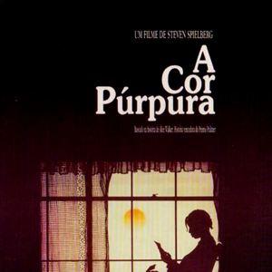 Poster do filme A Cor Púrpura