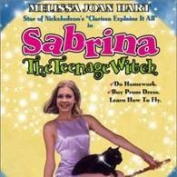 Poster do filme Sabrina, Aprendiz de Feiticeira