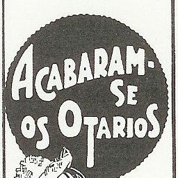 Poster do filme Acabaram-se os Otários