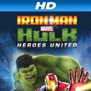 Poster do filme Homem de Ferro e Hulk - super-heróis unidos