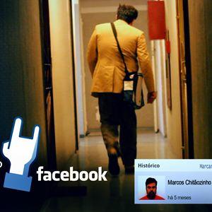 Poster do filme O Maníaco do Facebook