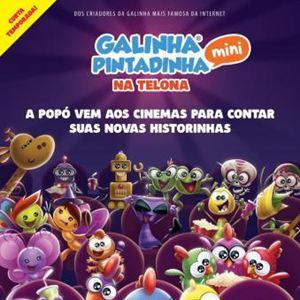 Poster do filme Galinha Pintadinha - Mini na Telona