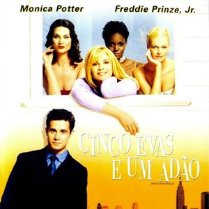 Poster do filme Cinco Evas e Um Adão