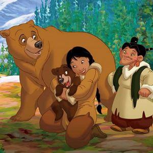Poster do filme Irmão urso 2