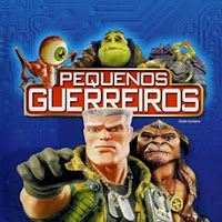 Poster do filme Pequenos Guerreiros