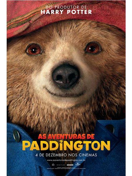 Poster do filme As Aventuras de Paddington