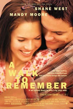 Poster do filme Um Amor Para Recordar