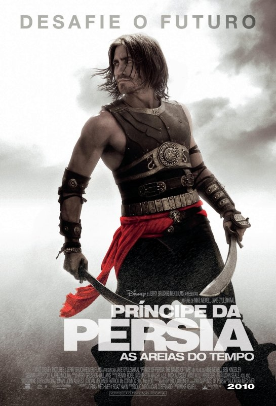 Poster do filme Príncipe da Pérsia: As Areias do Tempo