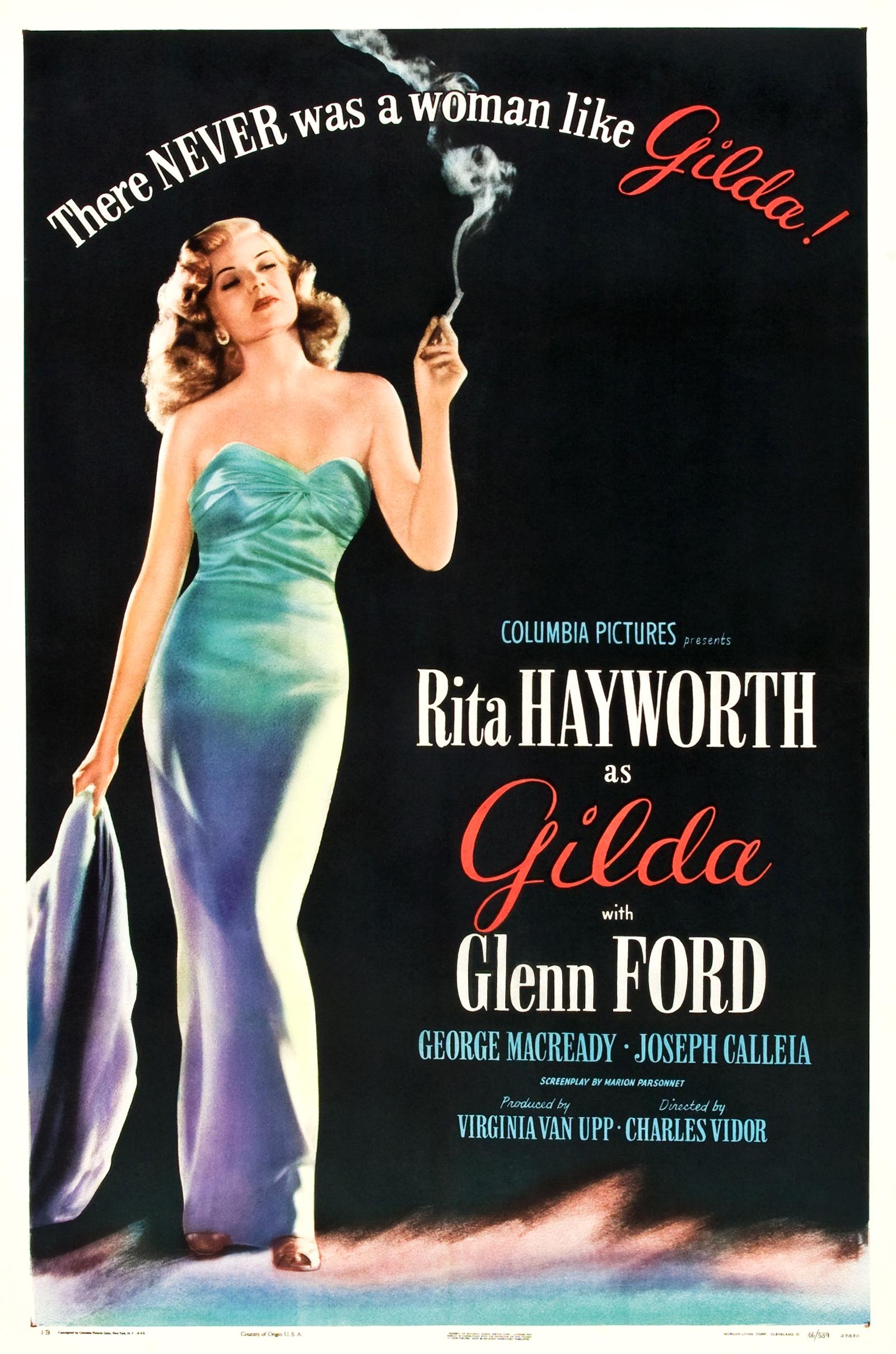Poster do filme Gilda