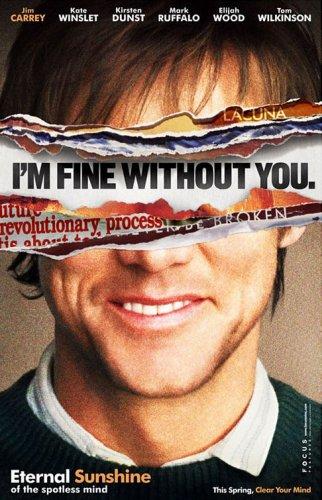 Poster do filme Brilho Eterno de uma Mente sem Lembranças