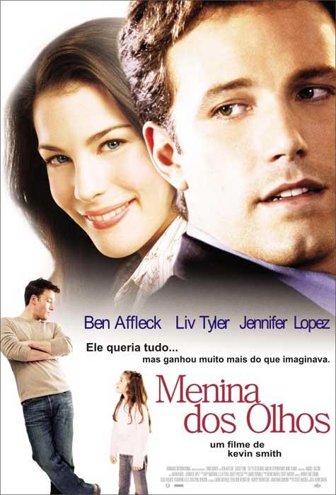 Poster do filme Menina dos Olhos