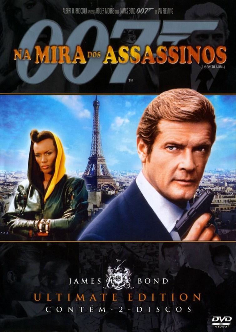 Poster do filme 007 - Na mira dos assassinos