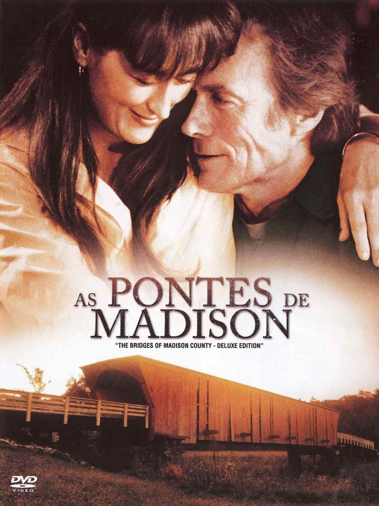 Poster do filme As Pontes de Madison