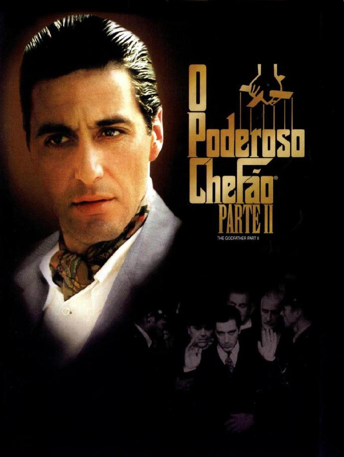 Poster do filme O Poderoso Chefão: Parte II