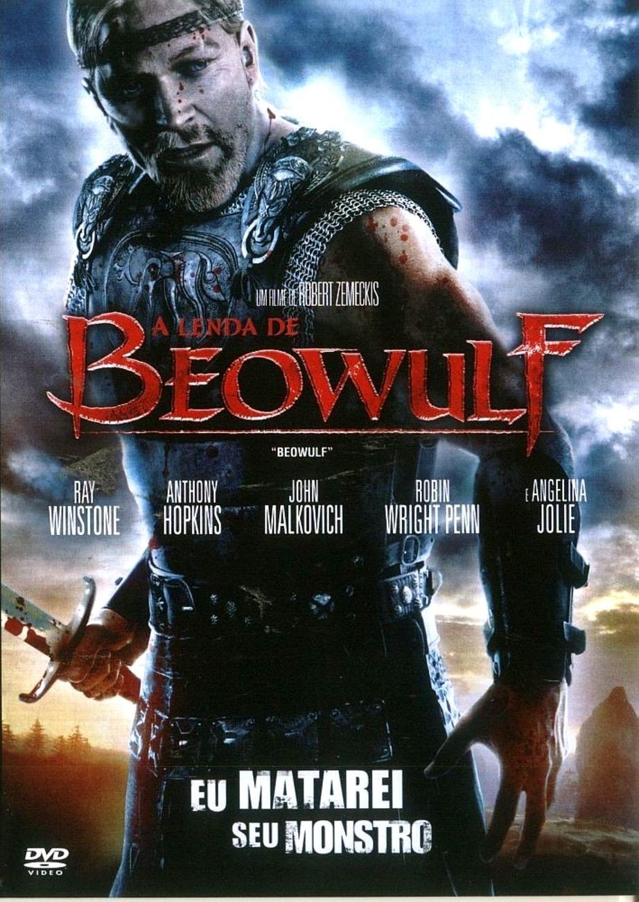 Poster do filme A Lenda de Beowulf