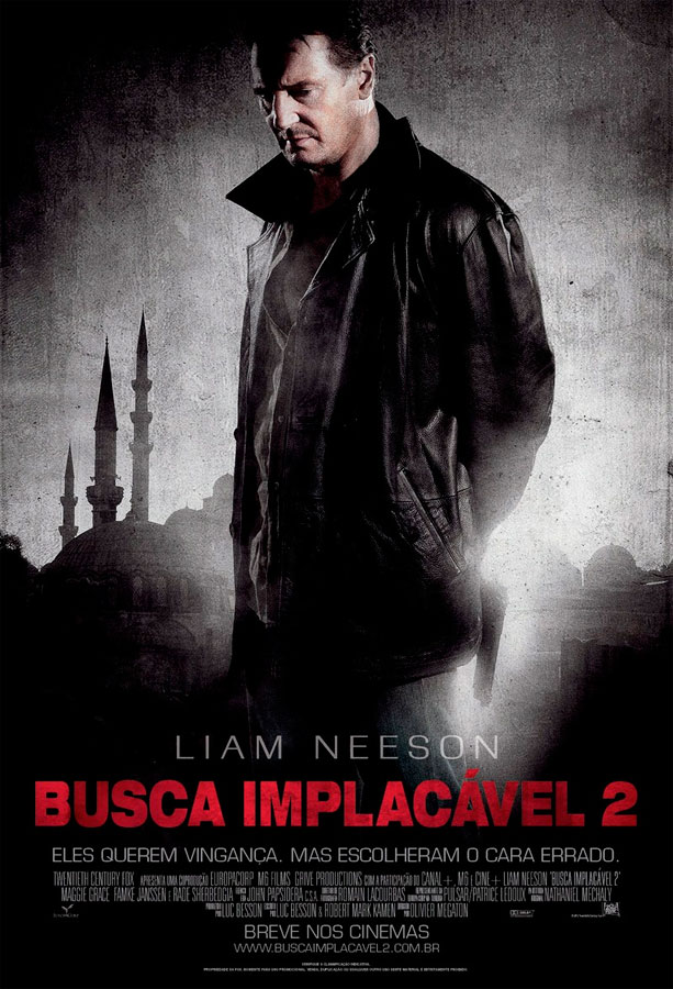 Poster do filme Resgate Implacável