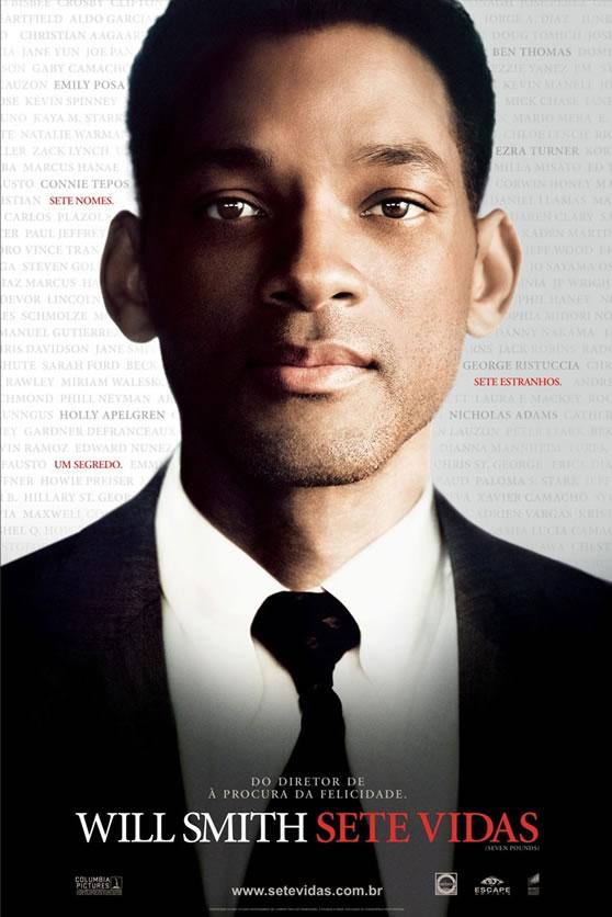 Poster do filme Sete Vidas