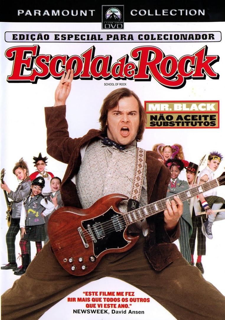 Poster do filme Escola de Rock