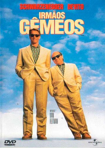 Poster do filme Irmãos Gêmeos