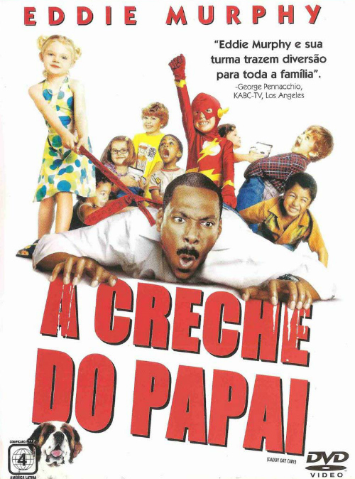 Poster do filme A Creche do Papai