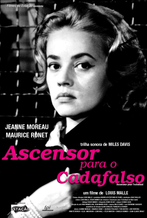 Poster do filme Ascensor Para o Cadafalso