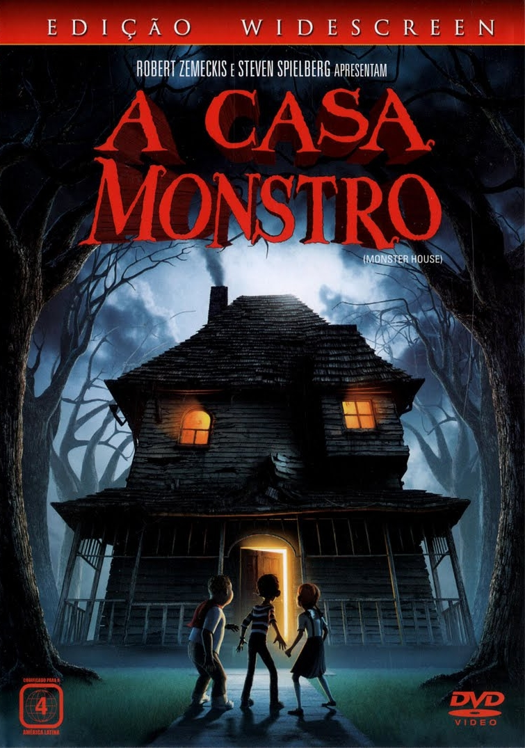 Poster do filme À Caça do Monstro