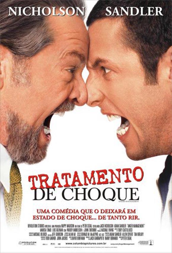 Tratamento de Choque (2003) - Adam Sandler, Jack Nicholson