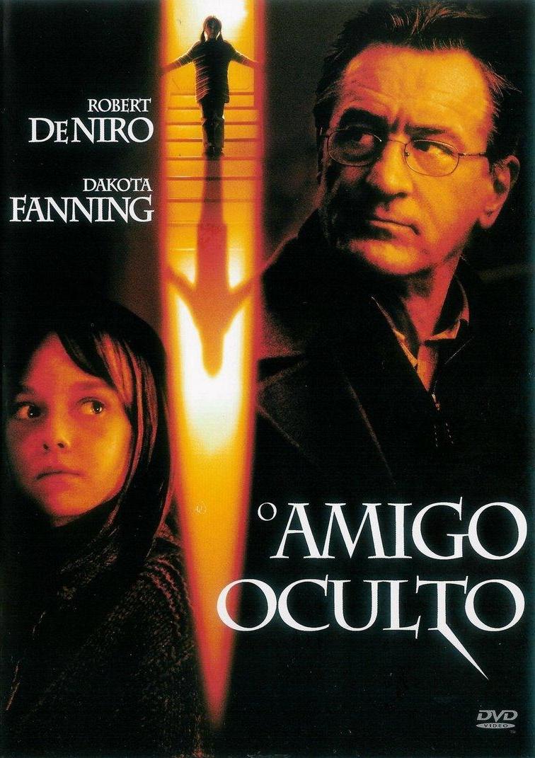 Poster do filme O Amigo Oculto