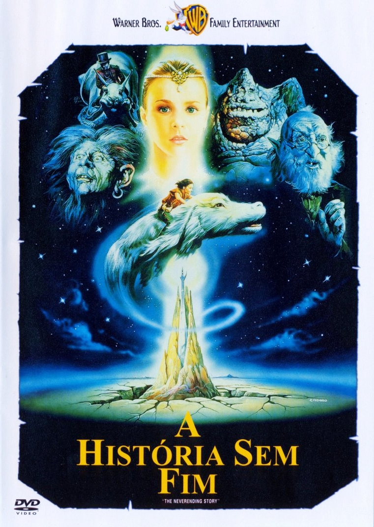 Poster do filme A História Sem Fim 3