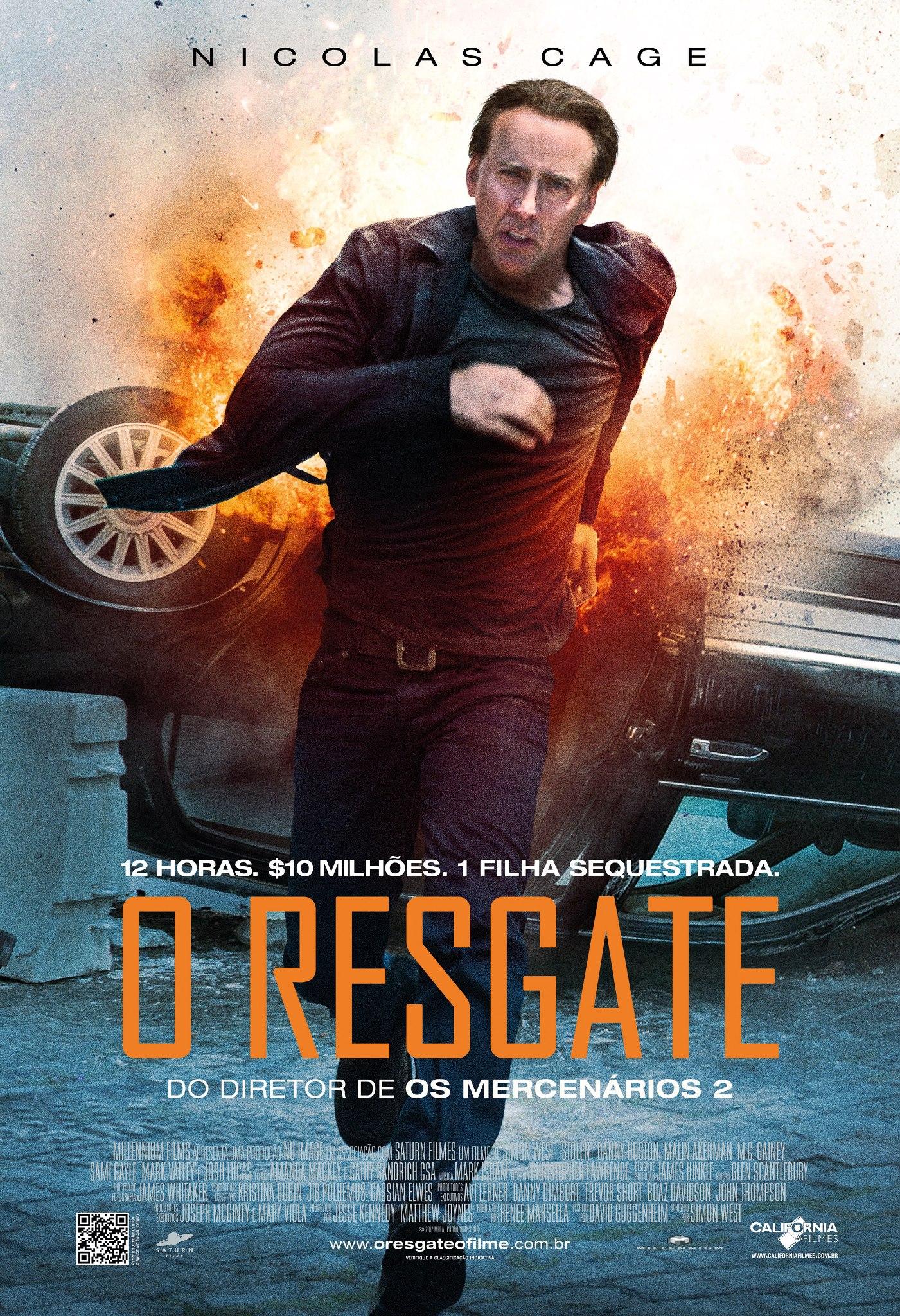 Poster do filme O Resgate