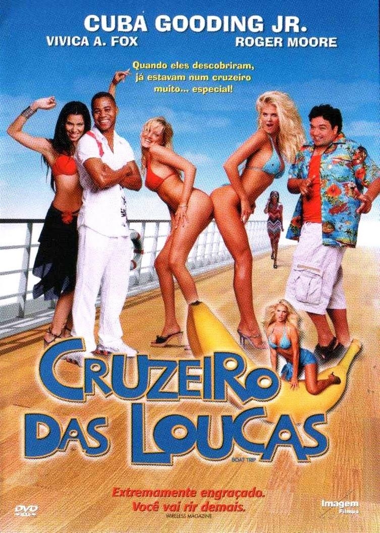 Poster do filme Cruzeiro das Loucas