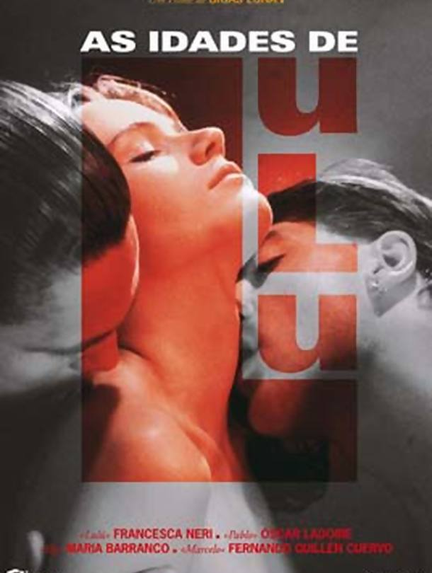 Poster do filme As Idades de Lulu