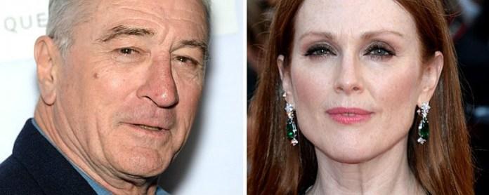 237022 Robert De Niro e Julianne Moore vão estrelar minissérie de David O. Russell