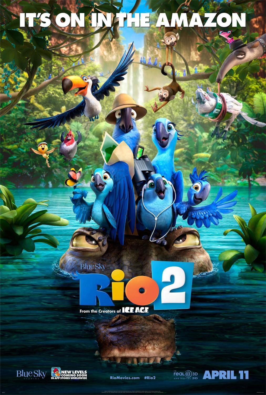Poster do filme Rio 2