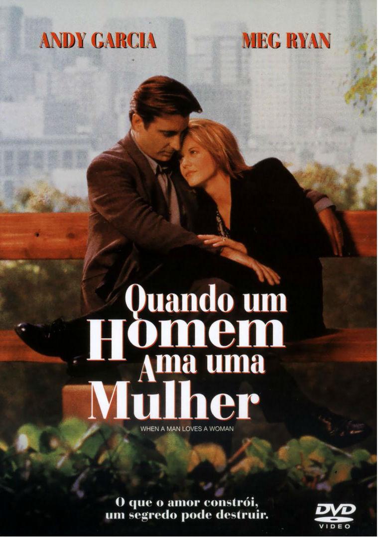 Poster - Quando um homem ama uma mulher