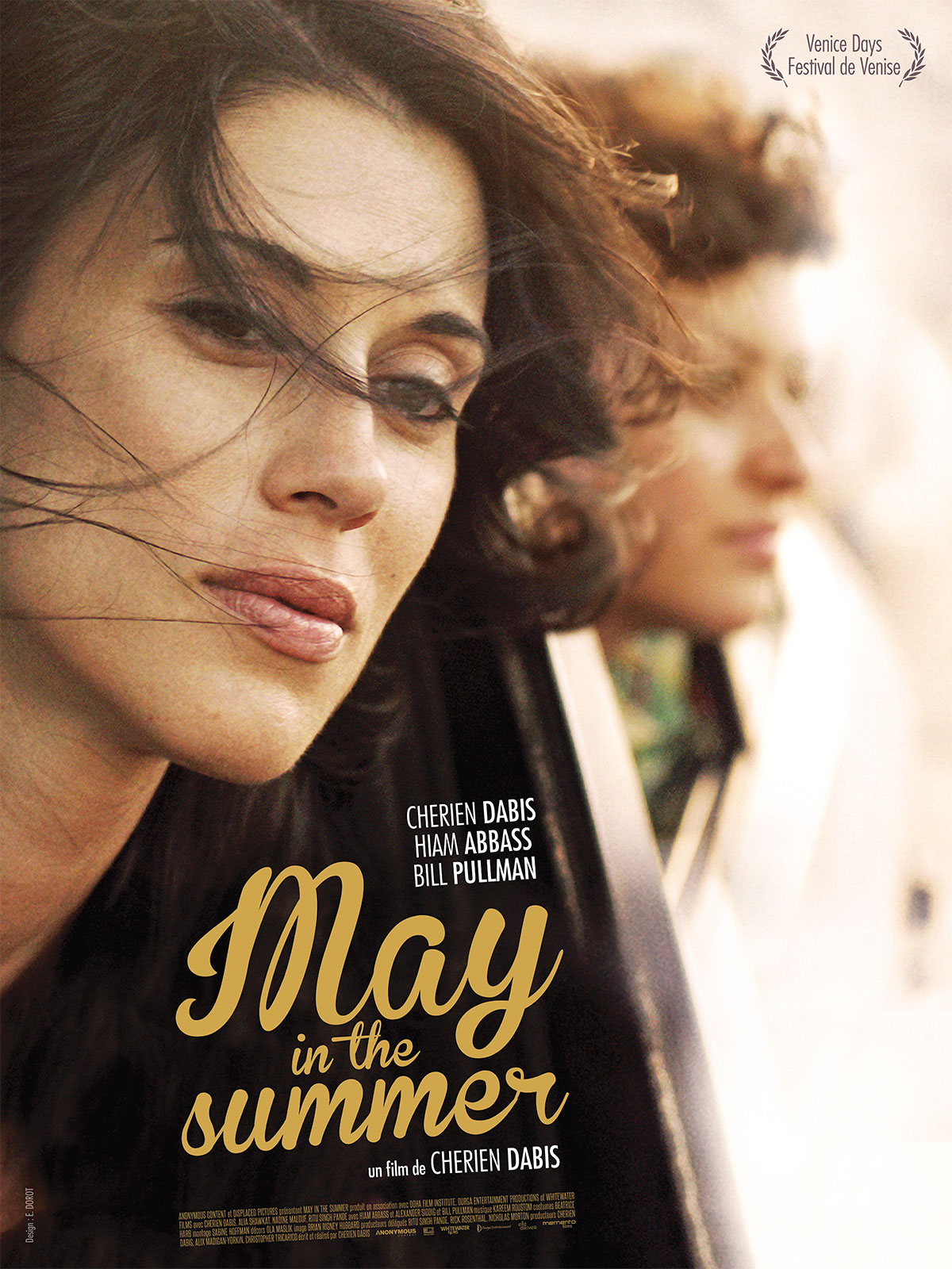 Poster do filme O Casamento de May