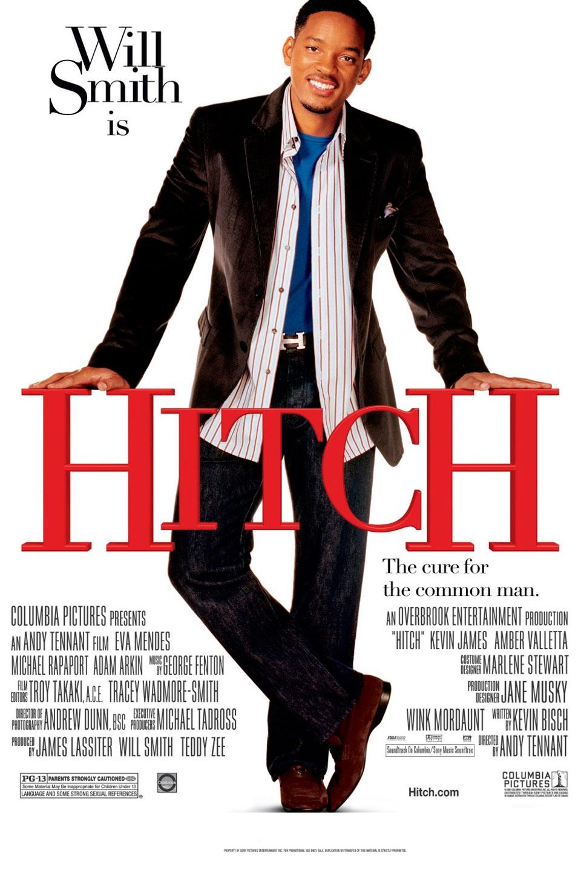 Poster do filme Hitch - Conselheiro Amoroso