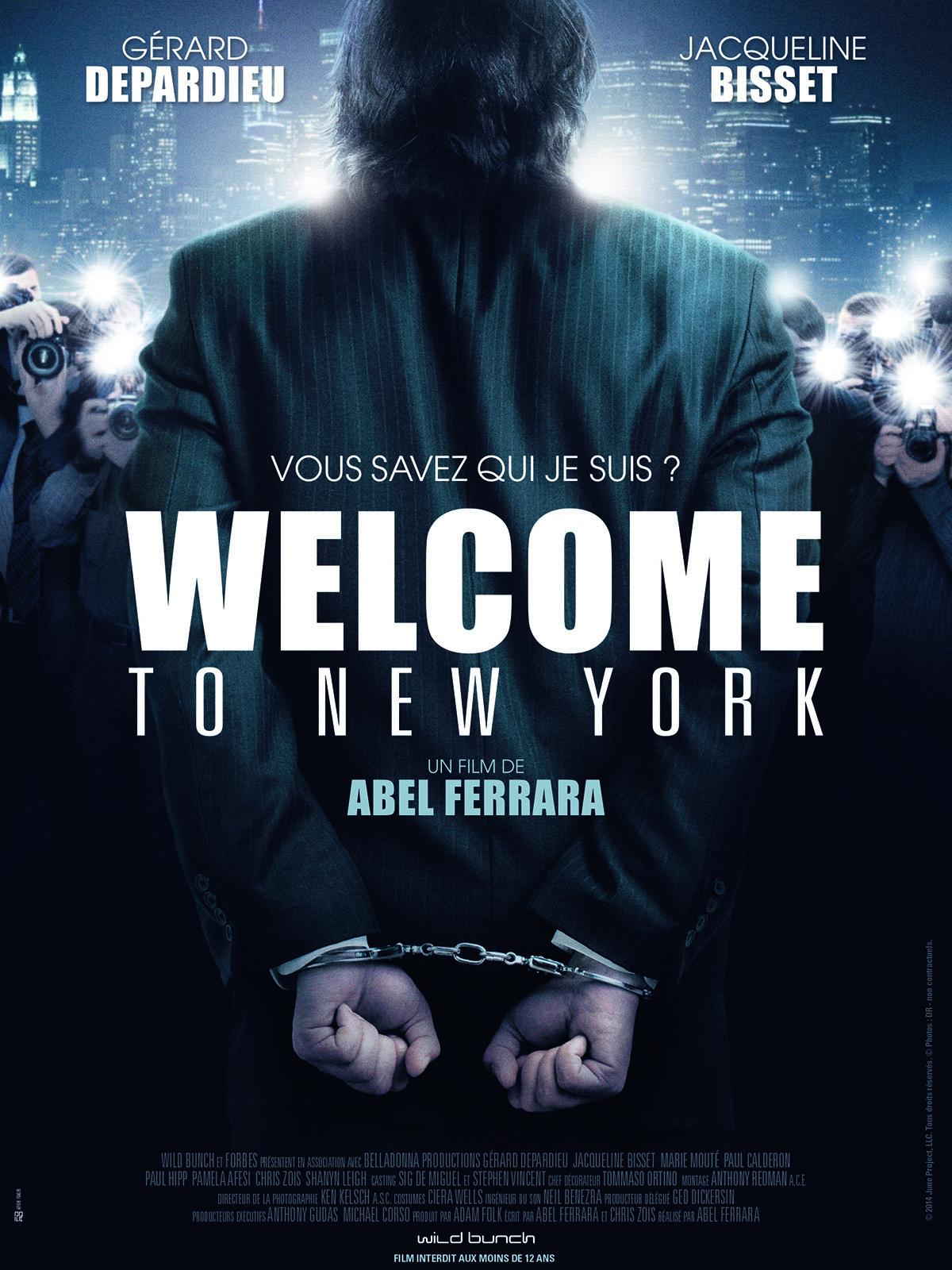 Poster do filme Bem-vindo a Nova York
