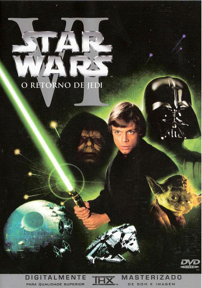 Poster do filme Star Wars: episódio VI - o retorno de Jedi