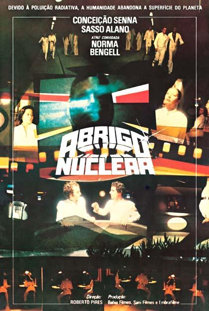 Poster do filme Abrigo Nuclear
