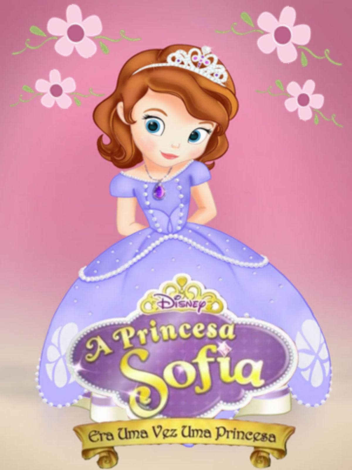 Poster do filme Princesinha Sofia: era uma vez...